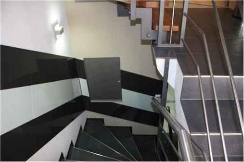 Treppenverlauf Untergeschoss