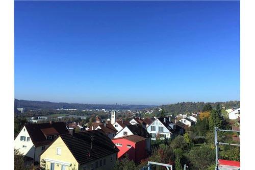Aussblick von der Dachterrasse