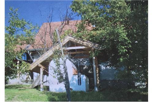 Bungalow mit Eingang