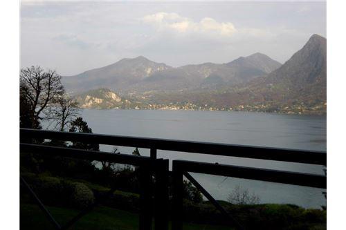 Blick auf den Lago