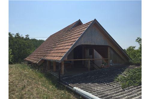 Dachgeschoss von oben